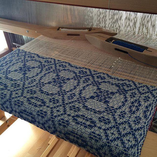 Codman Estate wrap-up; this week's weaving