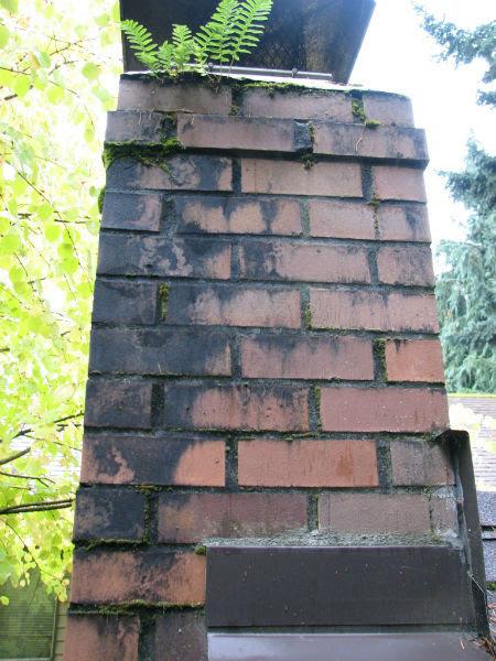Chimney Negelct Gilbertsville Pa Wells Sons