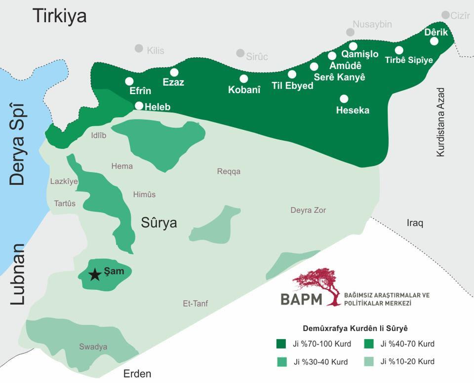 Κι άλλο βήμα για το δεύτερο Κουρδικό κράτος.
