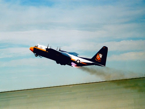 Fat Albert: Naval Air Station Moffett Field; October 1992 by S.R. Breitenstein