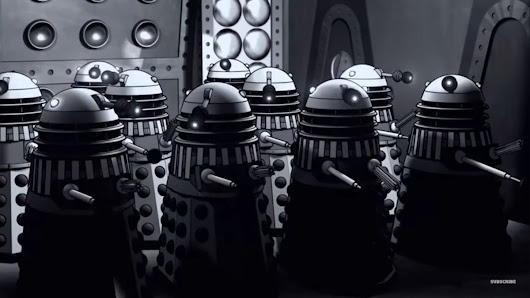 289 – Doctor Who – Power of the Daleks (Redux)