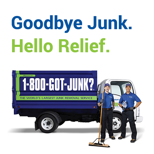 1-800-GOT-JUNK? Friends & Family Referral Discount