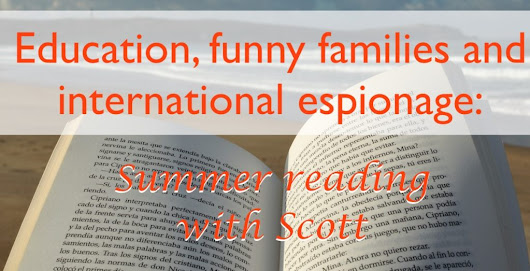 Education, funny families and international espionage - Innovation: Education