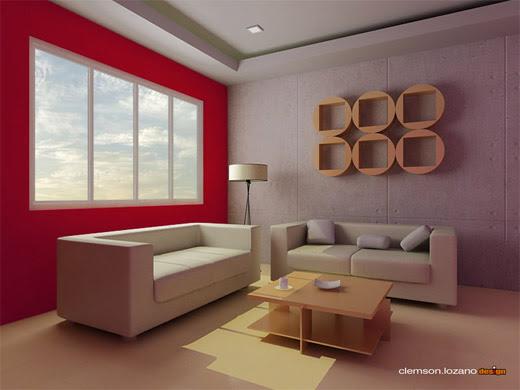 40 Excellent Examples of Interior Designs Rendered in 3D Max  Naldz Graphics