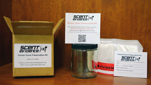 Scent preservation kits save lives, money, law enforcement says