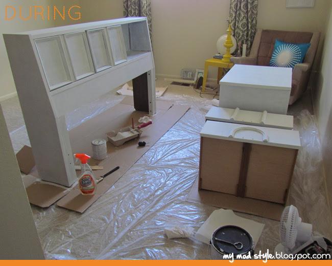 Guest Bedroom Furniture During