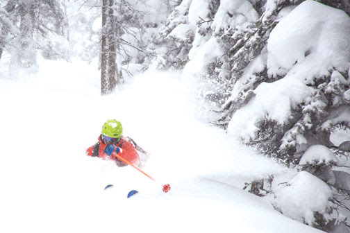 Monarch Mountain hits 103-inch base