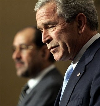 Bush & Maliki  11.30.06    5