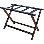 Luggage Rack Espresso - Flora Home, Adult Unisex, Brown