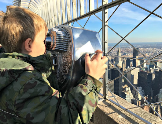 Must-do Itinerary for a Family trip to New York -