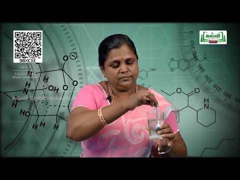6th Science நம்மை சுற்றி நிகழும் மாற்றங்கள்  பாடம்3 பகுதி 1 Kalvi TV