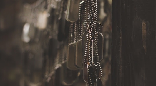 UA Team's Project: Return Missing Dog Tags to War Veterans