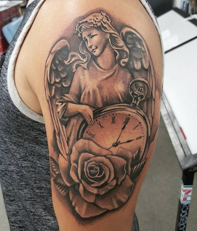125 Timeless Pocket Watch Tattoo Ideas A Classic And Fashionable