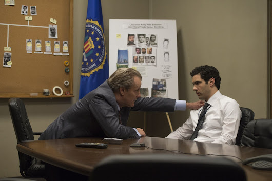 Five Questions for former FBI agent Mark Rossini about Hulu's 'The Looming Tower'