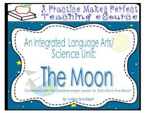 3rd activity Moon review game_1
