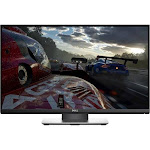 """Dell 24"""" Gaming Monitor Black - 2560 x 1440 QHD display - 165 Hz refresh rate - 1ms response rate - NVIDIA G-sync - Flicker-free screen"""