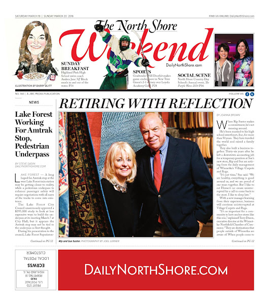 The North Shore Weekend East, Issue 180