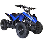 MotoTec 24V Mini Quad V2 (Blue)