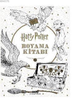 Harry Potter Boyama Kitabı Kolektif 26 Indirim Kitap