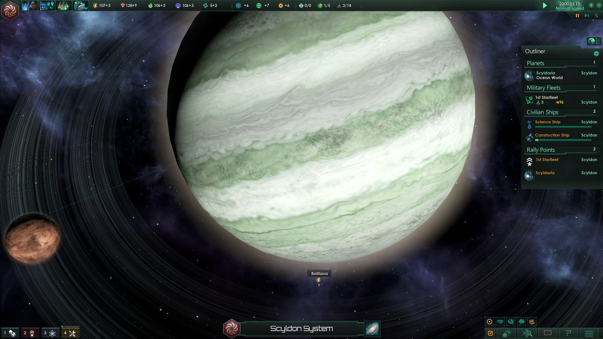 Review: Stellaris: Utopia screenshot