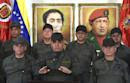 Venezuela armed forces on 'alert' for border violations