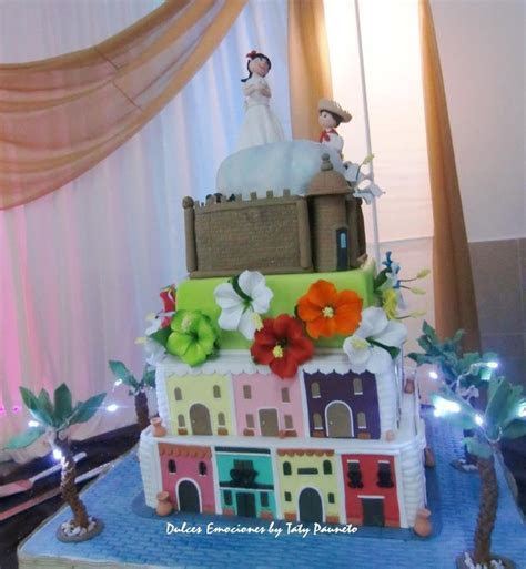 1000  images about Puerto Rico themed cakes!!!!! on