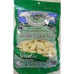 Ellsworth Farmer Certified Garlic White Cheddar Cheese Curd (16 OZ, 8 Per Case)