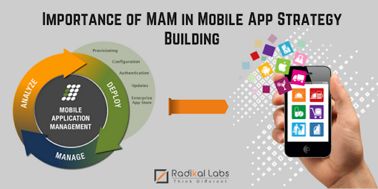 How Important is MAM (Mobile App Management) for Mobile Strategy Building? - Radikal Labs: Latest News on Web, Mobile App & Game Development Services