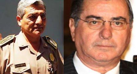 Baja de Elidio Espinoza es por reingeniería en PNP, dicen