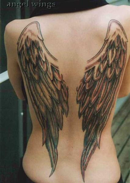 Tattoo Angel Wings Rough Price Tattoomagz