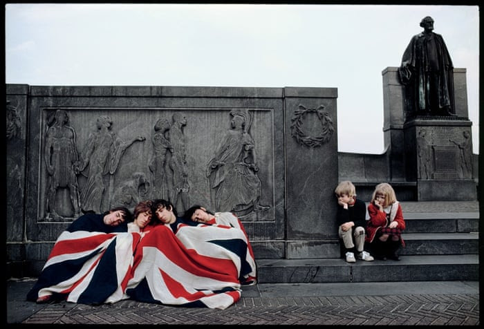 Images courtesy of Art Kane Archive & Reel Art Press The Who