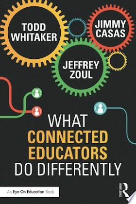 Book What Connected Educators Do Differently