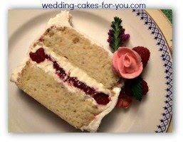 Cake Filling Recipes For Amazing Wedding Cakes