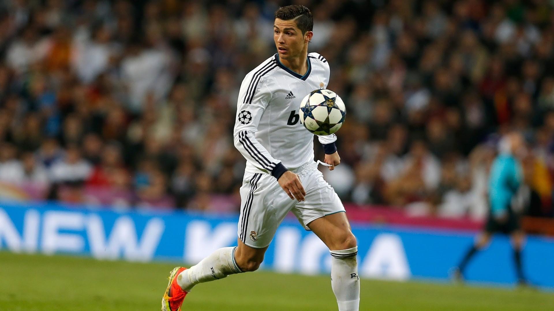 Cristiano Ronaldo Tops SI Men's 50 Most Fit Athletes List
