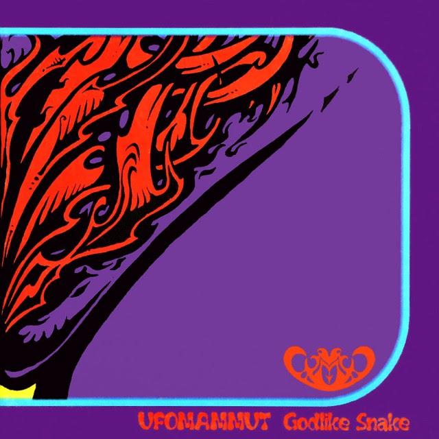 Ufomammut - Godlike Snake Album Cover