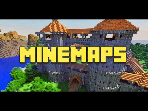 MineMaps Map Installer For Android Minecraft Discover Awesome Maps - Minecraft maps fur android