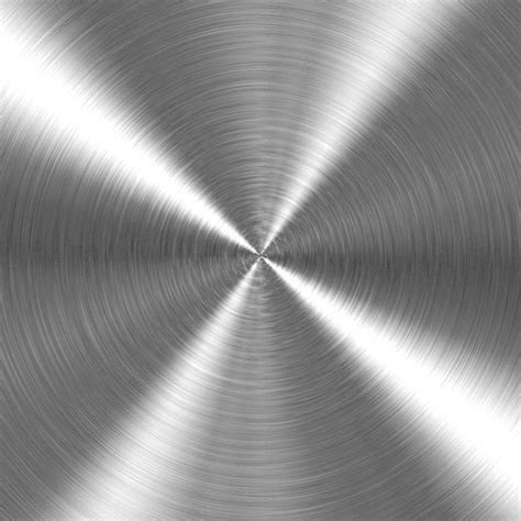 Aluminium radial brushed metal texture 09854