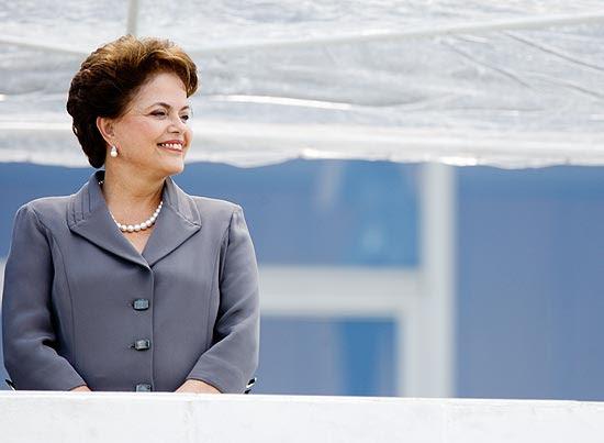 Dilma Rousseff recebeu no Palácio do Planalto o presidente da Alemanha, Christian Wulff