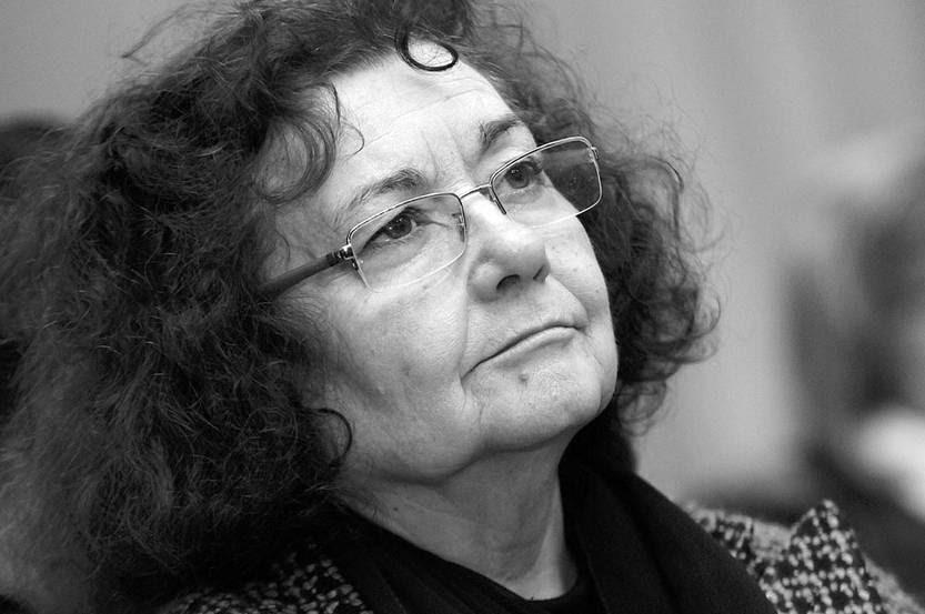 Edith Moraes. Foto: Javier Calvelo (archivo, junio de 2014)