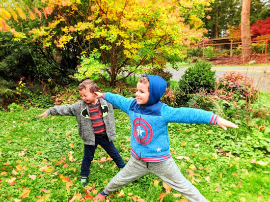 Doing Yoga With Kids: benefiting the health and happiness of your family