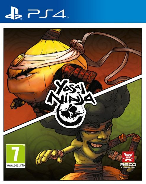 Buy Yasai Ninja (PS4 ) from our All Games range - Tesco