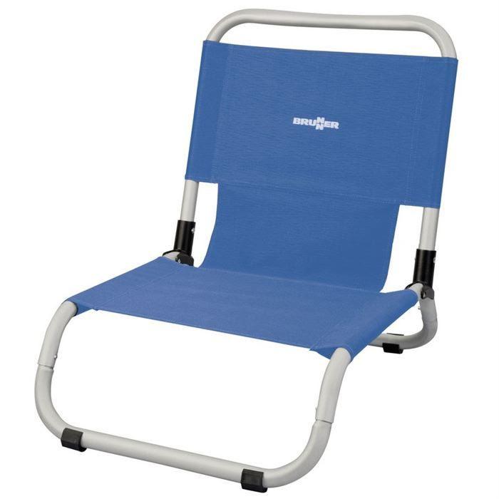 Table et chaises de terrasse: Chaise de plage decathlon