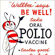 Changing oral vaccine to inactivated polio vaccine might increase mortality