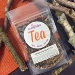 Smoky Black Tea with Chocolate Walnut - Loose Leaf Organic Caravan Tea