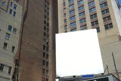 Square Blank Billboard Stock Photos - Image: 21444183
