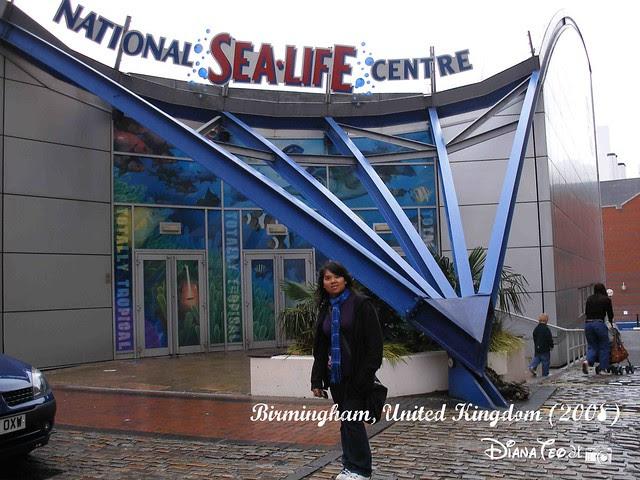 Birmingham Sea Life 09