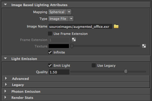 Using New Image Based Lighting Features in Maya 2015 | LESTERBANKS