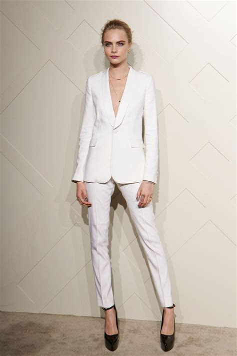 white pant suits  women  fashiontastycom event