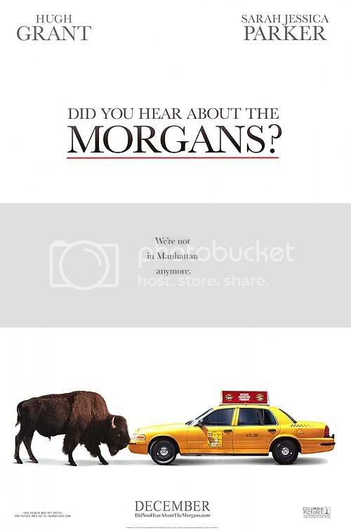 Did You Hear About the Morgans? Ouviste Falar dos Morgans?