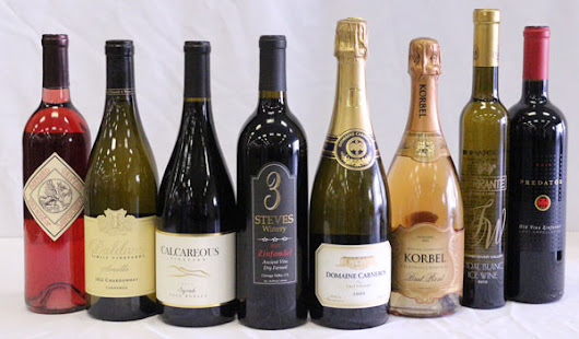 Calcareous syrah wins sweepstakes at San Francisco wine competition - Paso Robles Daily News